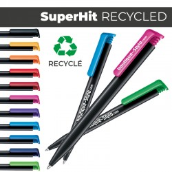 SUPER HIT Recycled - Stylo Publicitaire