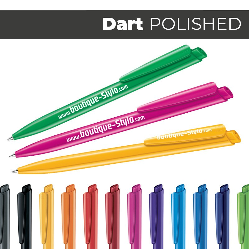 DART Polished - Stylo Publicitaire