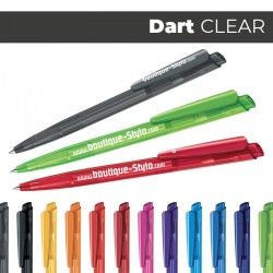 DART Clear - Stylo Publicitaire