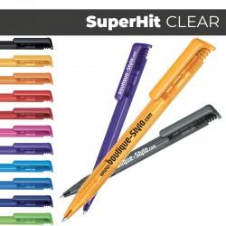 SUPER HIT Clear - Stylo Publicitaire