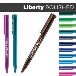 LIBERTY Polished - Stylo Publicitaire