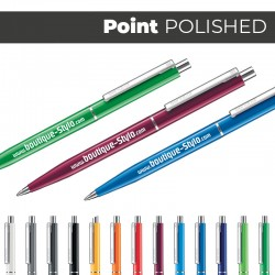 POINT Polished - Stylo Publicitaire