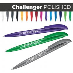 CHALLENGER Polished - Stylo Publicitaire
