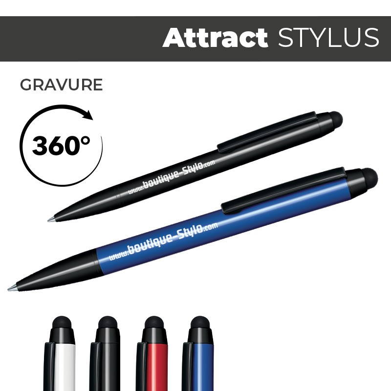 ATTRACT Stylus - Stylo Publicitaire