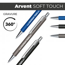 ARVENT Soft Touch - Stylo Publicitaire
