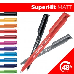 Stylo Personnalisé - 48h Super Hit Matt