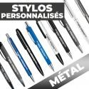 Stylos Publicitaires en Metal